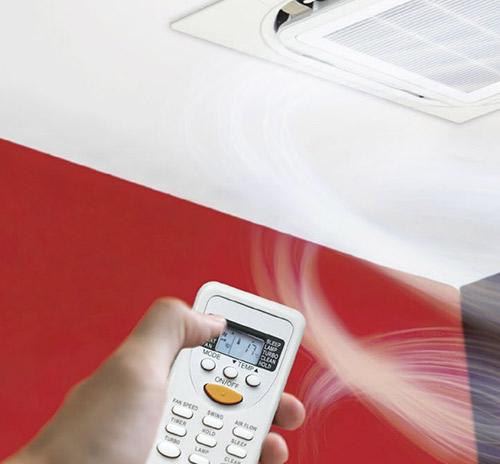 HVAC - Acondicionadores de Aire (VRF, Invertir, On/Off)