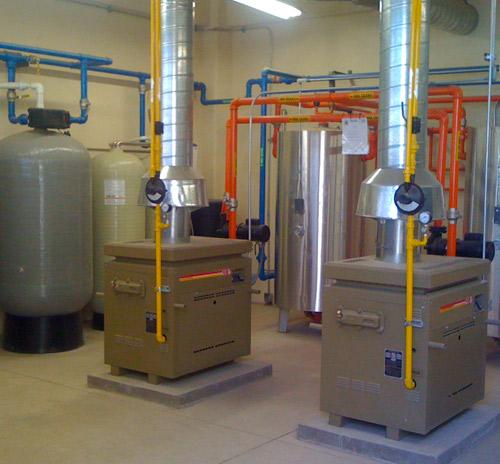Sistemas de Calentamiento de Agua