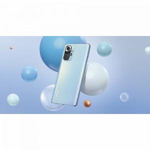 CELULAR XIAOMI REDMI NOTE 10 PRO BLUE PANTALLA 6.67 FHD+ 128GB ROM 6GB RAM QUAD