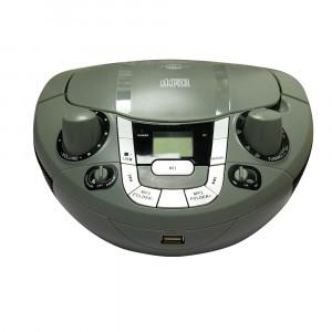 RADIO TOKYO RCD512 CD/BLUETOOH/MP3/USB/AM/FM/AUX GRIS