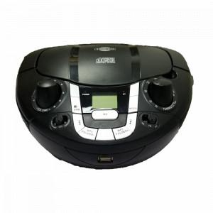 RADIO TOKYO RCD512 CD/BLUETOOH/MP3/USB/AM/FM/AUX NEGRA