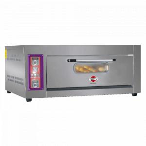 HORNO ELECTRICO TOKYO INDUSTRIAL MOD YXD20 2BANDEJAS DE 40X60 CMS 220V/50HZ